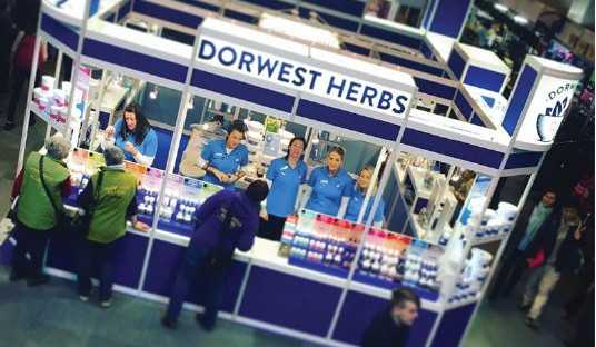 2016; Dorwest in our usual spot at Crufts, the trade stand was all newly updated following the rebrand and new logo