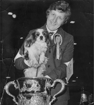 1973; Crufts Best In Show winner was Alansmere Aquarius owned by John Evans and Alan Hall who were proud Dorwest customers and this marks the first year exhibiting at the show